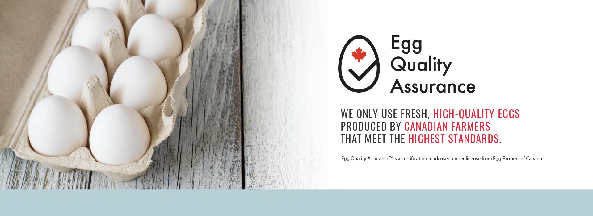 Egg Quality Assurance™